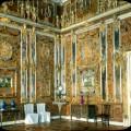 Pushkin (Tsarskoe Selo). Catherine Palace (destroyed in World War II): interior, AmberRoom