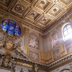 Innerside of basilica