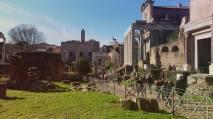 Remains of the old Roman Metropola