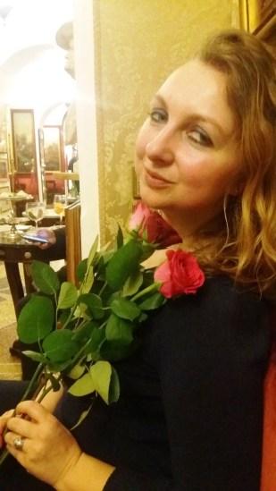 My roses!