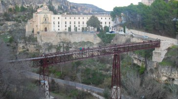 Bridge of Saint Paul and the Convent of St Paul