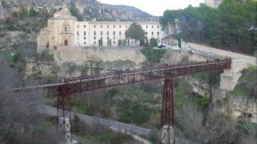 Bridge of Saint Paul and the Convent of St Paul