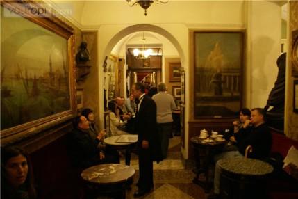 Cafe Greco - inside