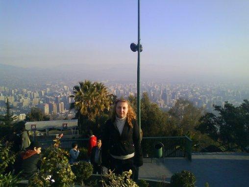 view-on-santiago-de-chile