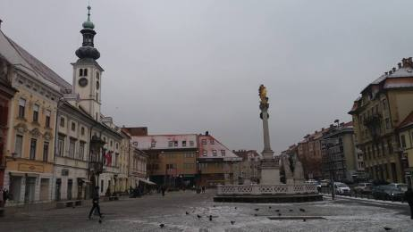Main Square and City Hall