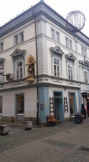 Facades of Maribor