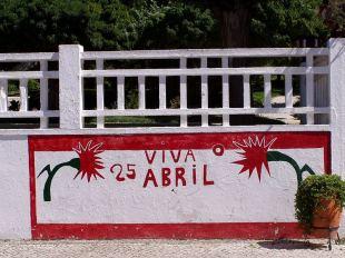Carnation Revolution in 1974