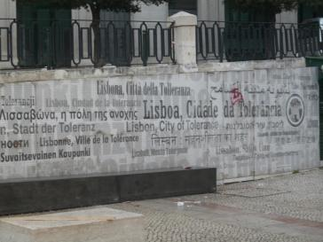 Remembrance Wall of the Victims of authoritarian regime