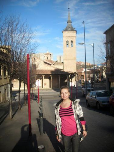 Concatedral de Santa María de la Fuente la Mayor