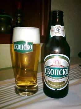 Skopsko beer