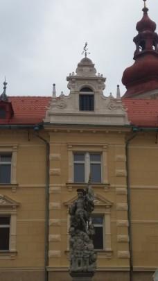 Saint Florian - patronate of Ptuj, 18 century