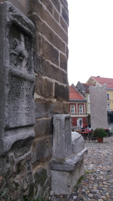 Traces of Roman Empire in Ptuj