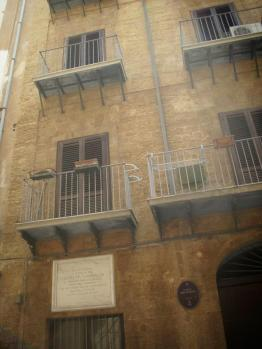 Birth house of the revolutionar Garibaldi