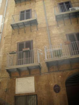 Birth house of the revolutionar Garibaldi