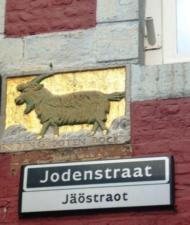 Jews' street