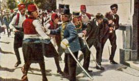 Aressment of Gavrilo Princip