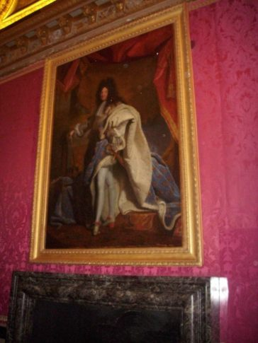 The Sun King - Louis XVI