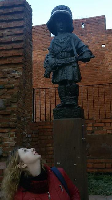 Monument to the Death of the Warsaw Uprising