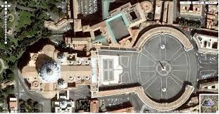 aerial vatican