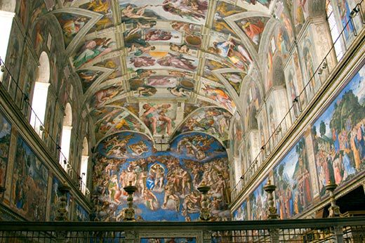 Sistine-Chapel-Frescoes-Michaelangelo-4
