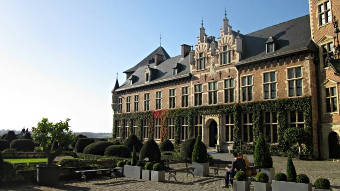 gaasbeek-castle